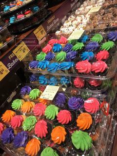 夏,アメリカ,観光,カップケーキ,旅行,お菓子,America,ハワイ,Hawaii,summer,ホノルル,Sweets