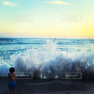 海の写真・画像素材[1390300]