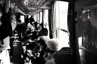 電車の写真・画像素材[838974]