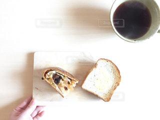 朝ごパンの写真・画像素材[357550]
