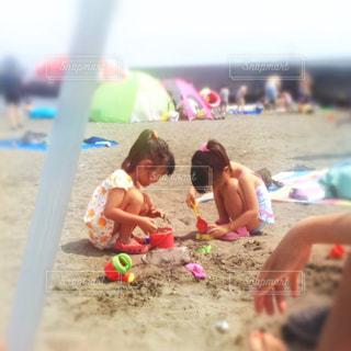 子どもの写真・画像素材[383269]