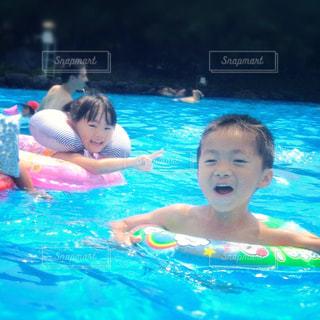子どもの写真・画像素材[665061]