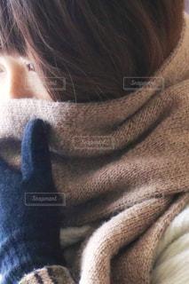 クローズ アップの女の子のの写真・画像素材[898191]