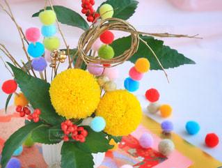 色とりどりの花のグループ - No.940924
