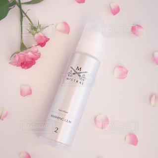 ピンクと白の花 - No.978001