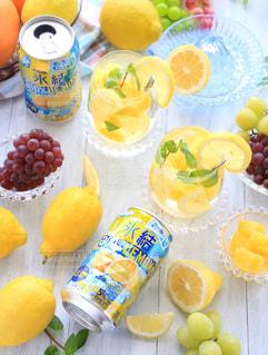 氷結 レモンの写真・画像素材[1324611]