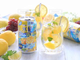 氷結 レモンの写真・画像素材[1324612]