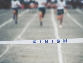 徒競走の写真・画像素材[1519557]