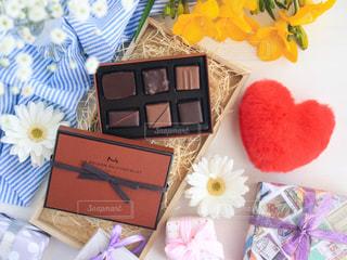 バレンタインチョコレートの写真・画像素材[1748206]