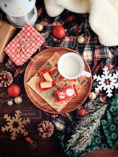 ビスコクリスマスの写真・画像素材[2752137]
