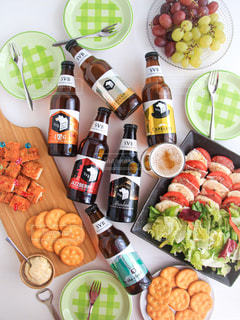 食事,お酒,テーブル,ビール,クラフトビール,キリンビール,スプリングバレーブルワリー