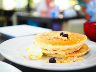 パンケーキ,朝ごはん,ハワイ,モーニング,ワイキキ,ケオニ