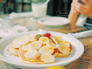 パンケーキ,朝食,グアム,モーニング,イートストリートグリル