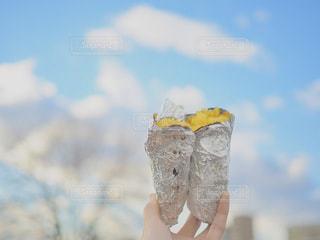 焼き芋の写真・画像素材[1842059]