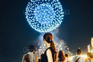 花火大会の写真・画像素材[2368866]