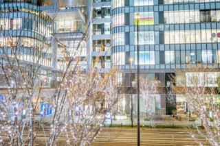 建物,大阪,窓,イルミネーション,都会,高層ビル,梅田,グランフロント大阪,シャンパンゴールド