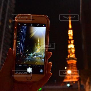 東京タワーの写真・画像素材[572112]