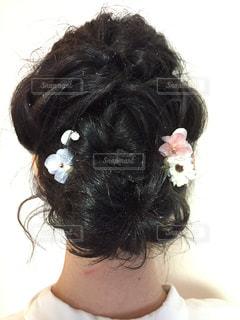 髪型の写真・画像素材[400522]