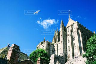Mont-Saint-Michelの写真・画像素材[826001]
