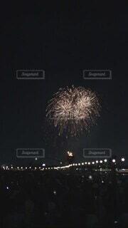 夏,夜空,花火,空の上,花火大会,景観,夏の風物詩,納涼祭