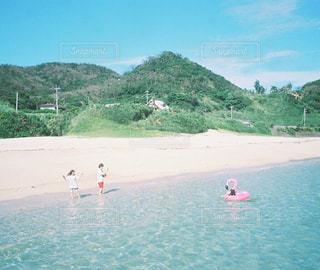 奄美の夏!!の写真・画像素材[168524]
