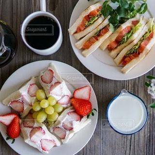 朝食の写真・画像素材[11015]