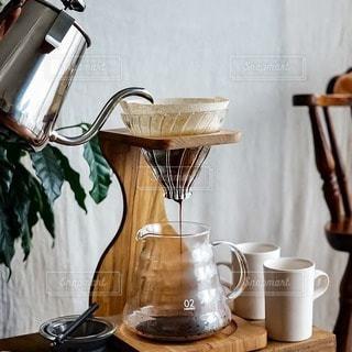 コーヒーの写真・画像素材[64164]