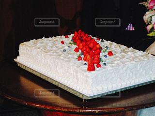 ケーキ,いちご,ブルーベリー