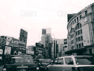 なんば駅前の写真・画像素材[827901]