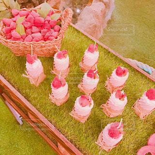 ピンク,いちご,苺