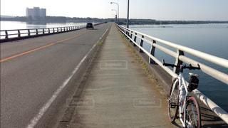 サイクリングの写真・画像素材[436558]
