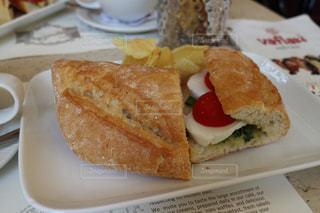 カフェ,観光地,サンドイッチ,ギリシャ,旧市街,コルフ島,Spathis Cafe Gelateria
