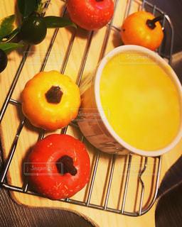 秋,手作りお菓子,カボチャプリン,南瓜,カボチャ,秋の味覚,お手軽スイーツ