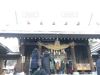 神門の写真・画像素材[964310]