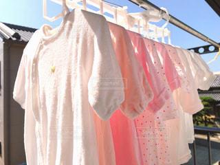ピンク,赤ちゃん,可愛い,ベビー服,水通し