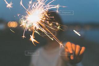 花火の写真・画像素材[681900]
