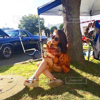 Suzu fashionの写真・画像素材[664429]