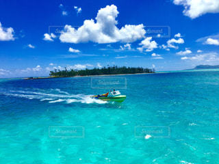 青い海 🌊の写真・画像素材[920653]
