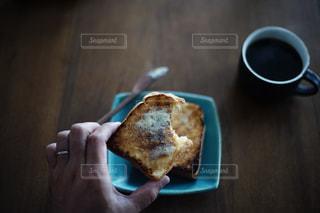 パンと珈琲との写真・画像素材[2892737]