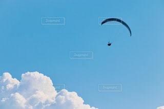 雲へダイブの写真・画像素材[1861440]