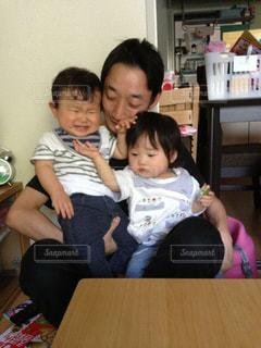 家族の写真・画像素材[423670]