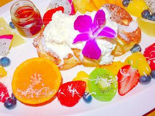 フルーツがいっぱい皿 - No.806457