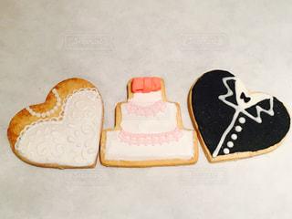 ケーキ,クッキー,アイシング,ウェディング