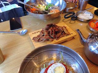 韓国,焼肉,冷麺