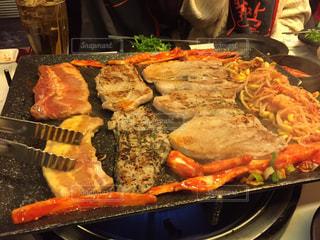 韓国,釜山,八色サムギョプサル