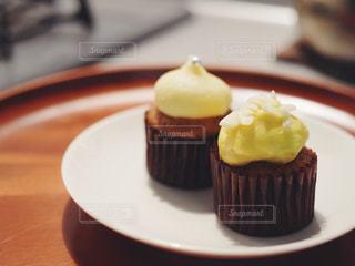 スイーツ,カフェ,ケーキ,カップケーキ,レモン