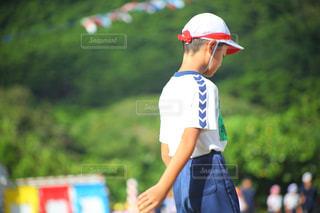 運動会の写真・画像素材[2600933]