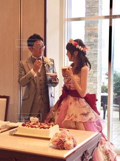 ケーキ,結婚式