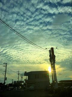 空の写真・画像素材[231658]