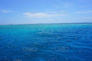 水の大きな体の写真・画像素材[1314708]